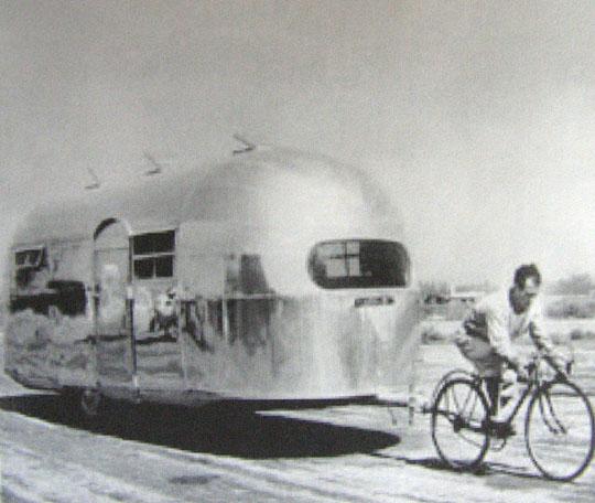 Benoit st fani architecture v lo caravane - Caravane d architecture ...